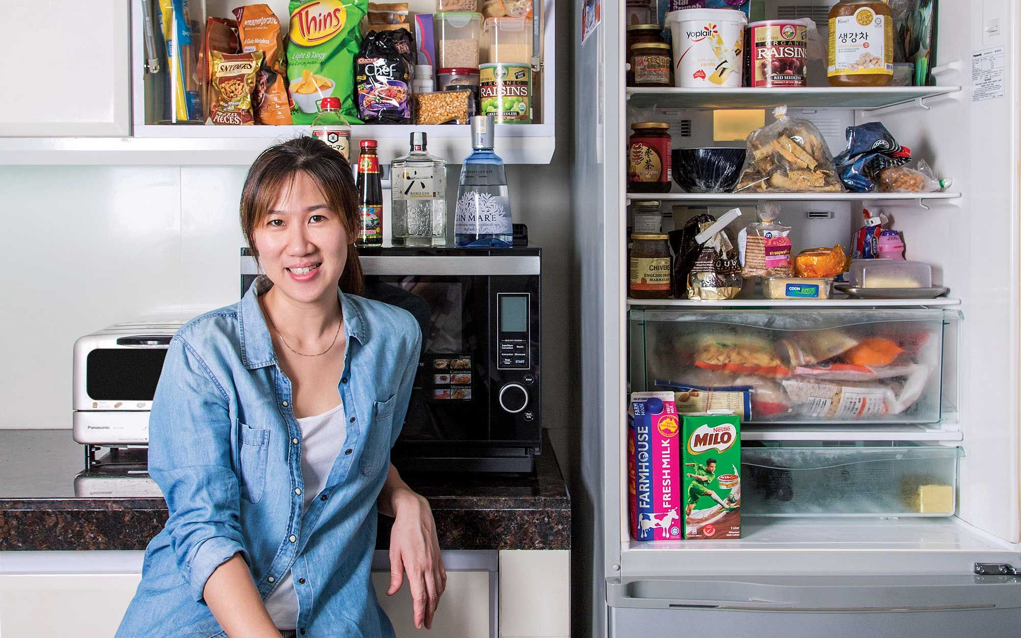 What's In My Pantry? Show And Tell With Chef Jun Wong Of Kikubari