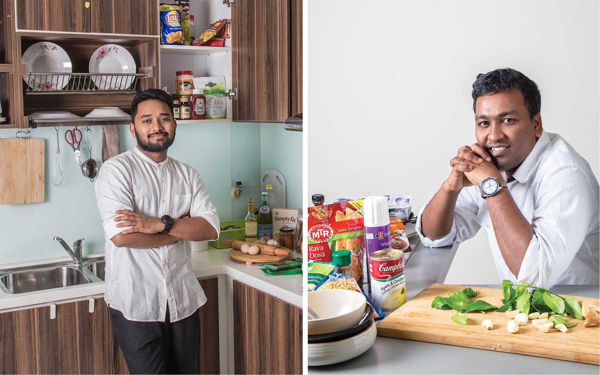 What's In My Pantry? Show And Tell With Sricharan Venkatesh And Johnson Ebenezer Of Nadodi