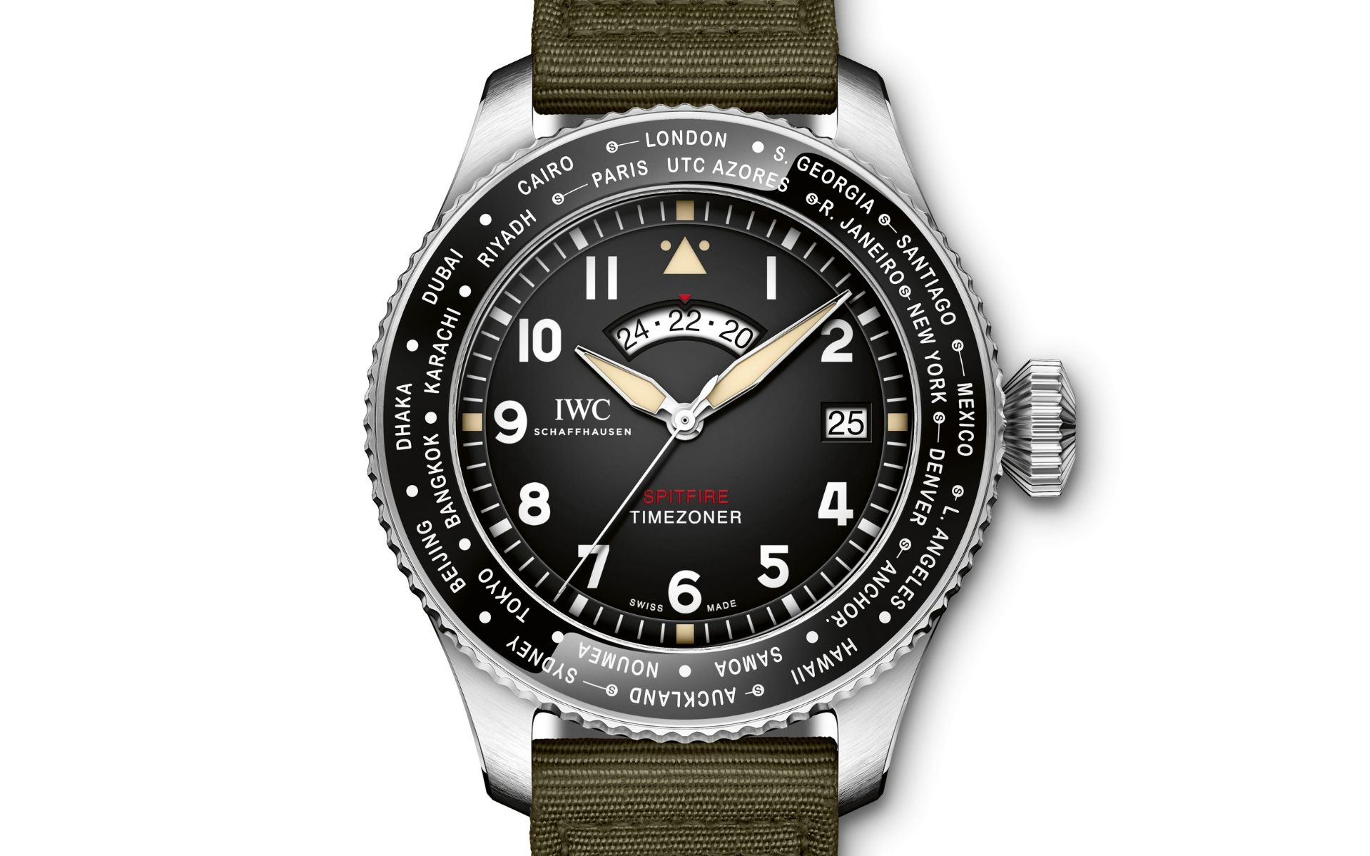 Pre-SIHH 2019: IWC Schaffhausen Is Set To Soar With New Pilot's Watches
