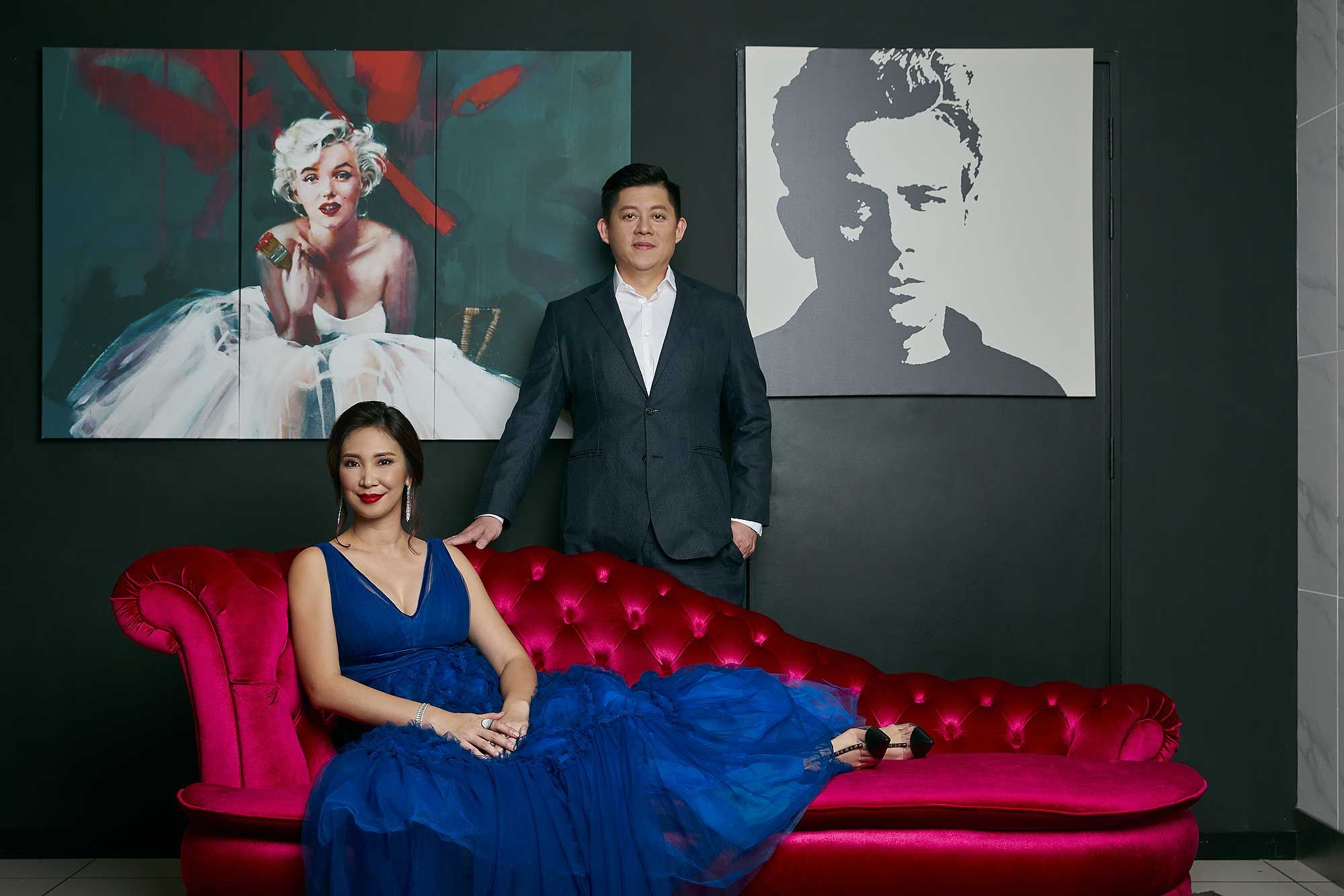 Cover Story: The Law Of Attraction According To M101's Datuk Seth Yap & Datin Lea Chan