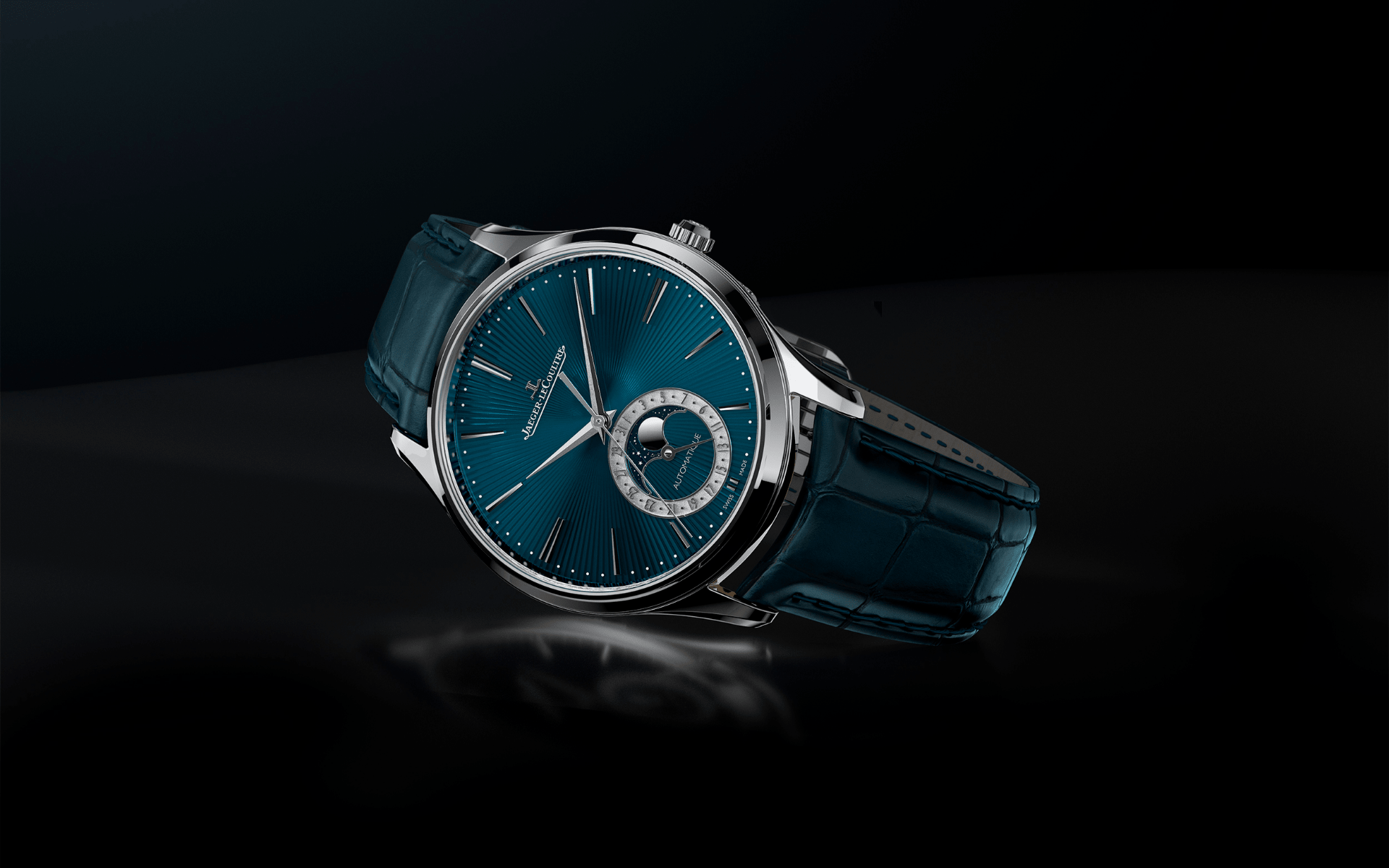 Pre-SIHH 2019: Jaeger-LeCoultre And Girard-Perregaux Crushing On Blue