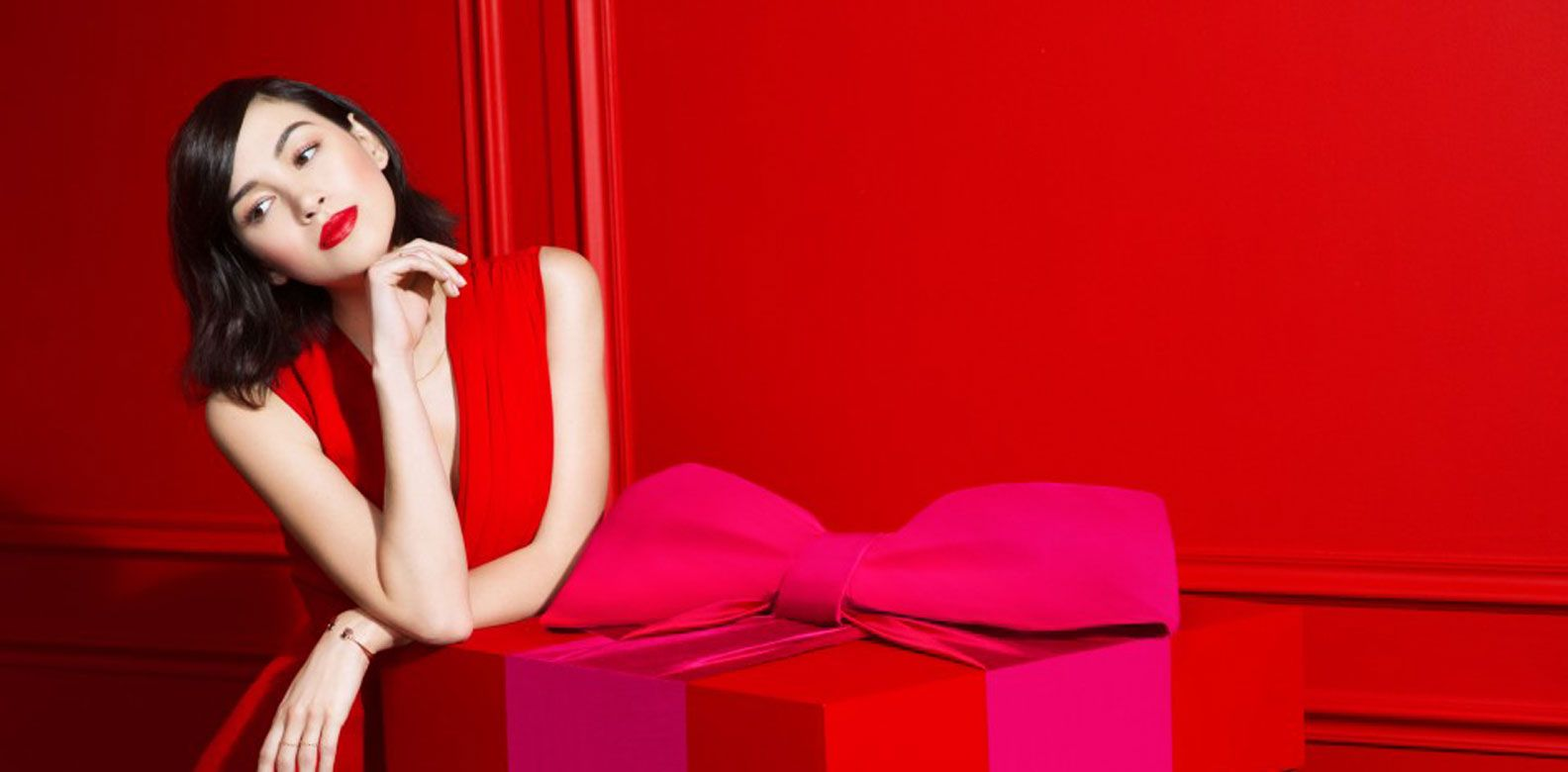 Make A Wish: Lancôme Celebrates This Chinese New Year With A Fabulous Festive Pop-Up Concept