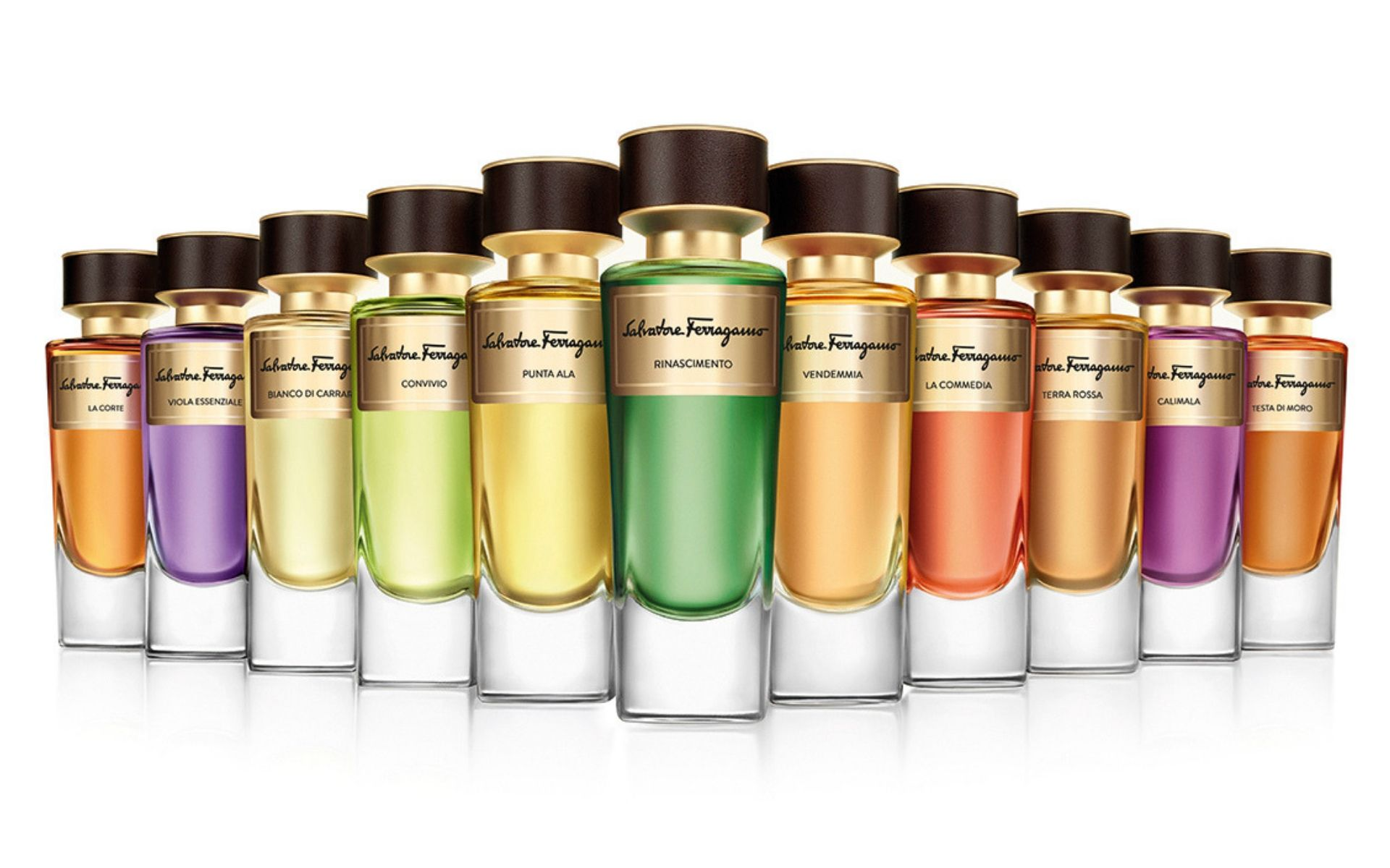 Tuscan Creations: These Salvatore Ferragamo Perfumes Tell The Stories Of Italy