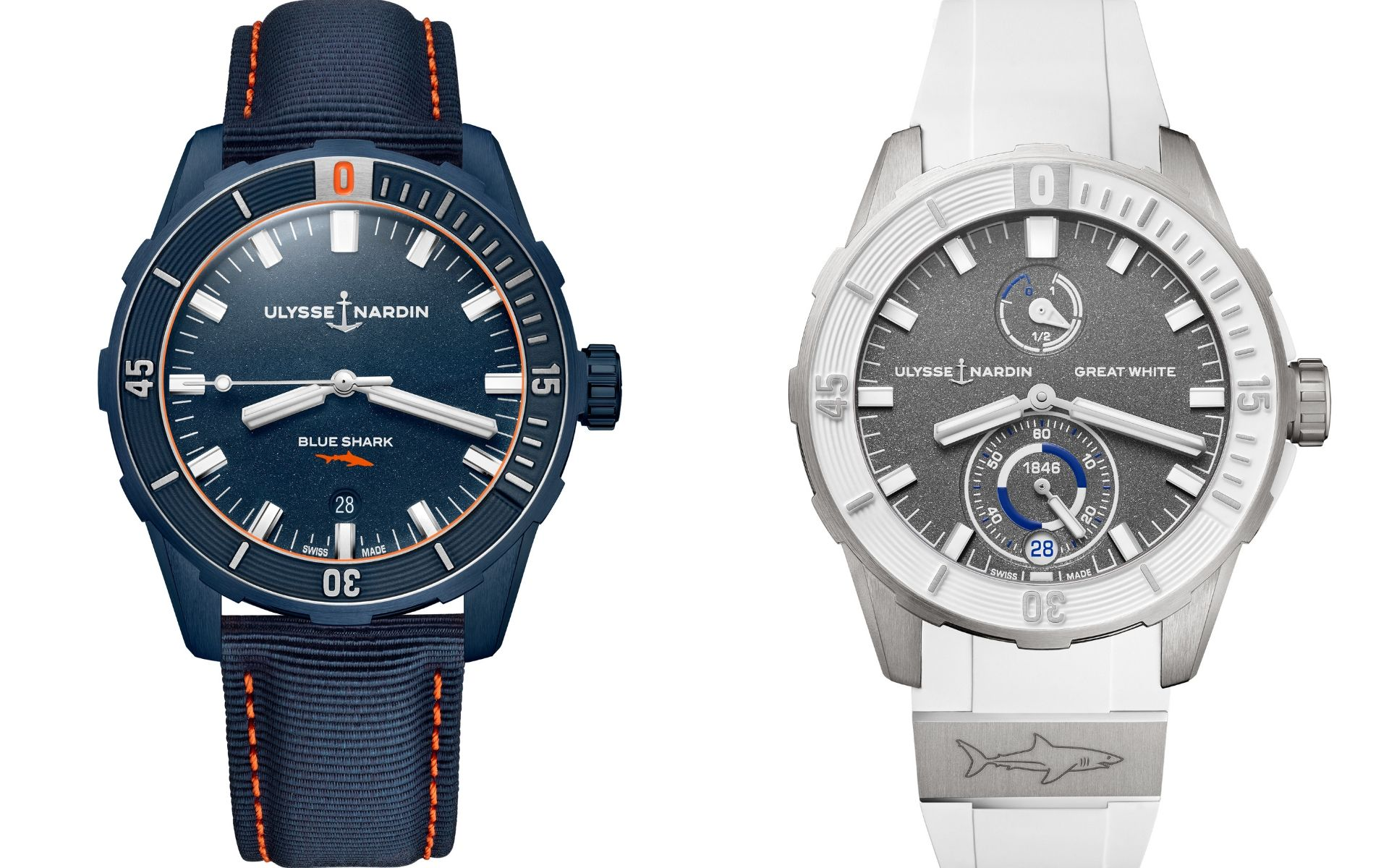 An In-Depth Look At The New Dive Watches From Ulysse Nardin