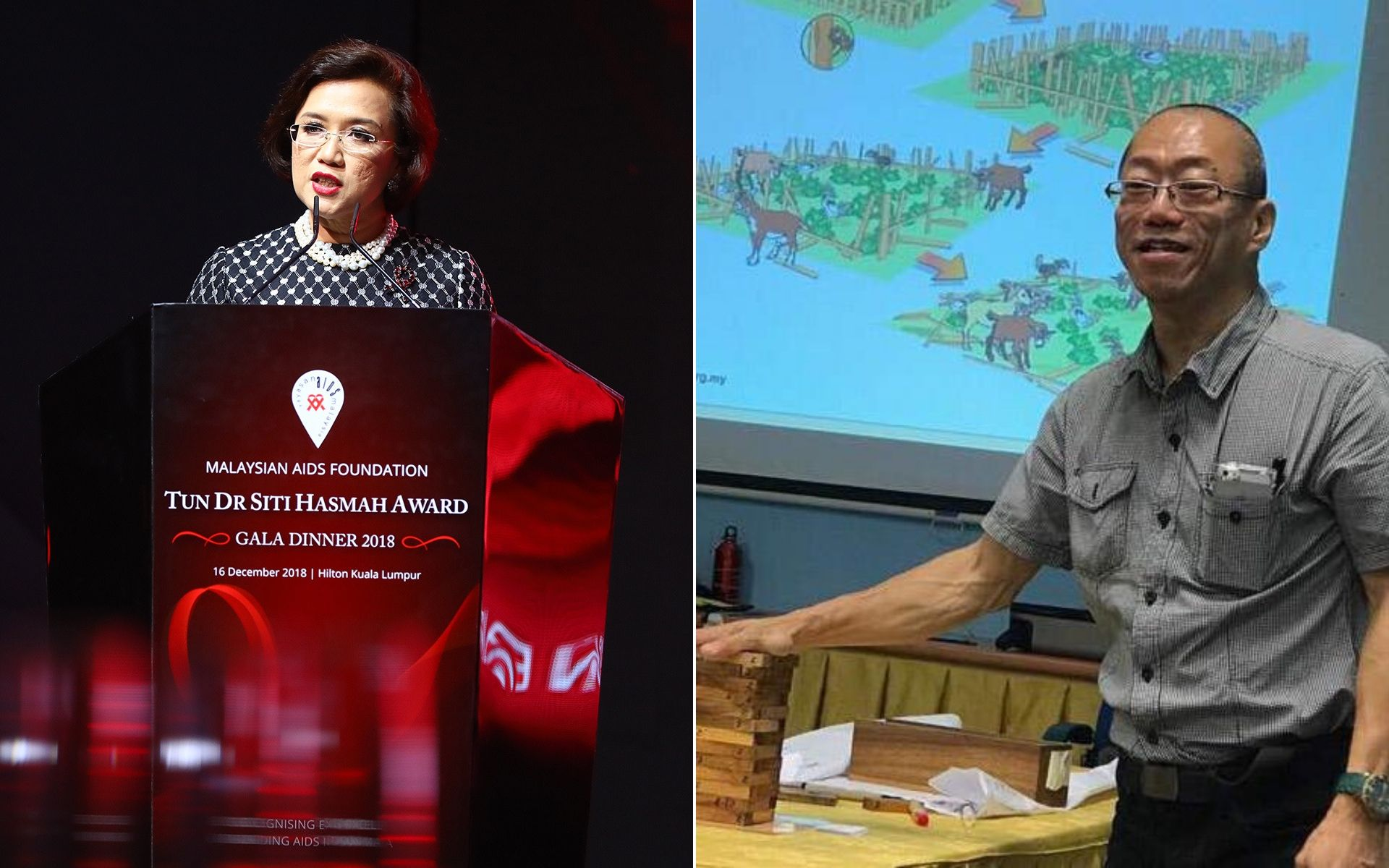 2 Notable Humanitarians, On The How, Where & Why We Are Closer To Ending AIDS