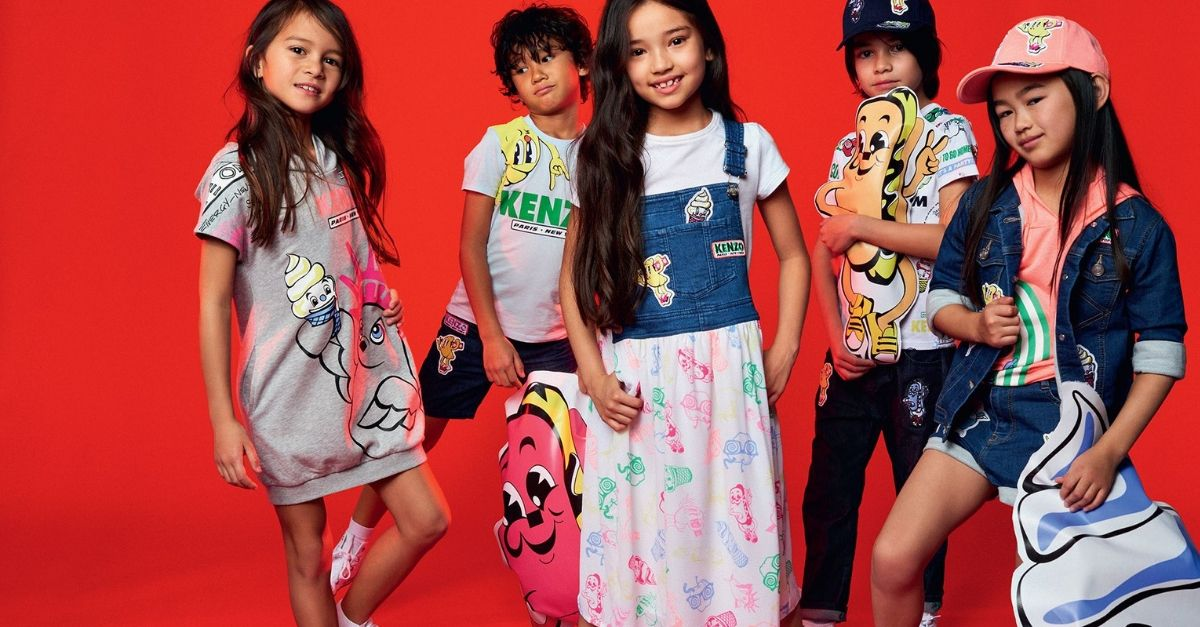 8 Fun Ways Multi-Label Fashion House Junior Lookbook Is Starting Them Young