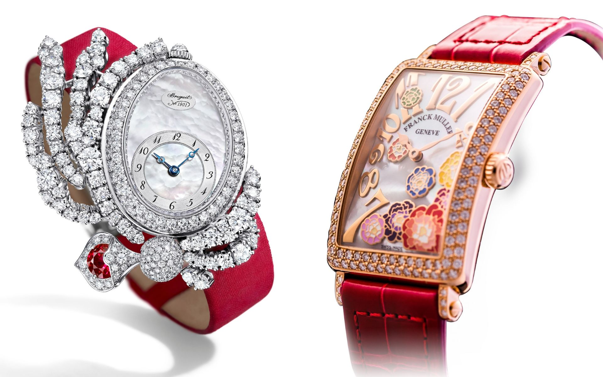 Usher In The Lunar New Year With These Watches In Auspicious Red