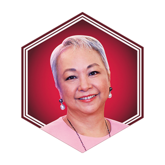 Puan Sri Chelsia Cheng