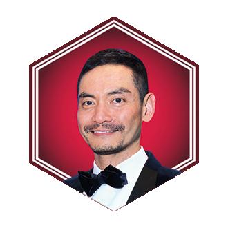 Datuk Jared Lim