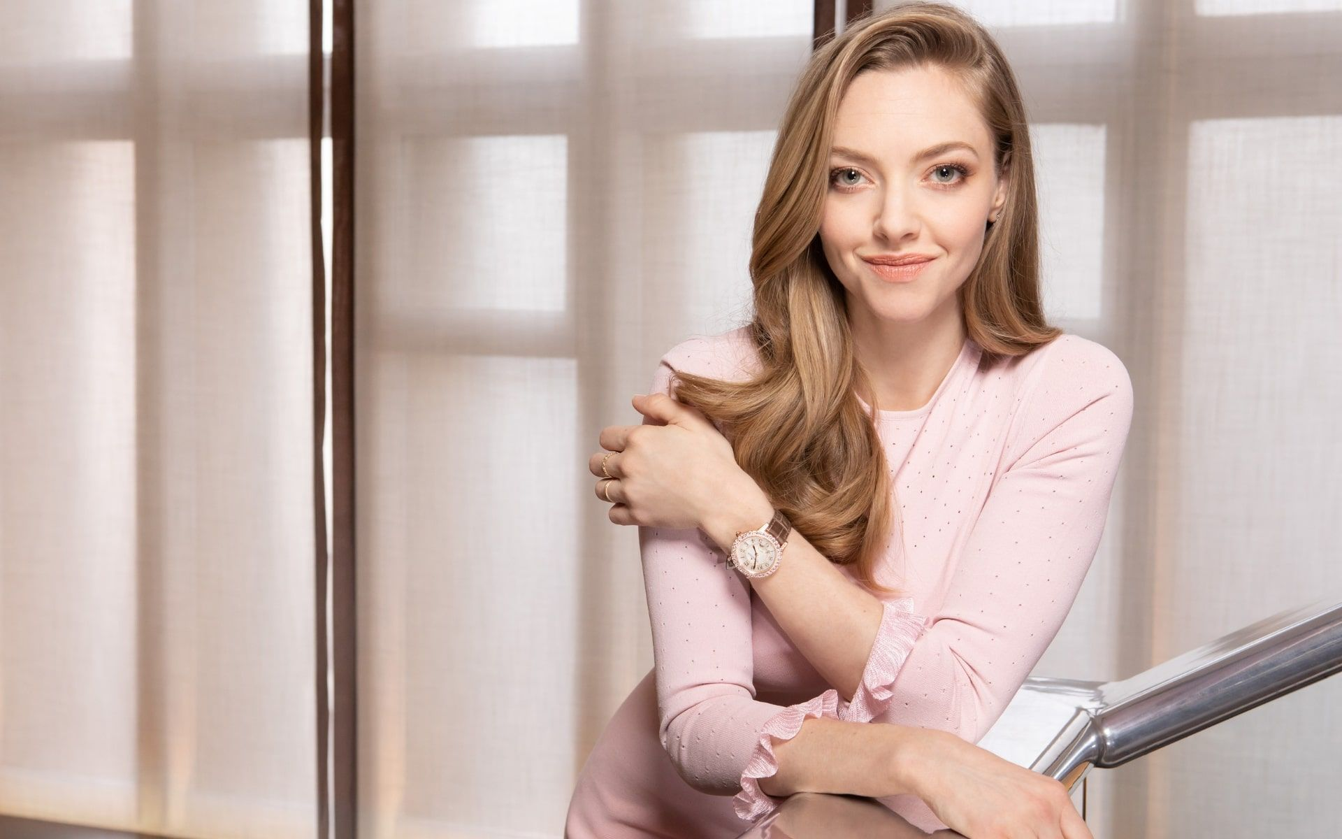 Amanda Seyfried at Jaeger-LeCoultre