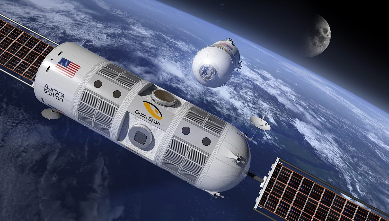 An Out-Of-This-World Experience: The World's First Luxury Space Hotel