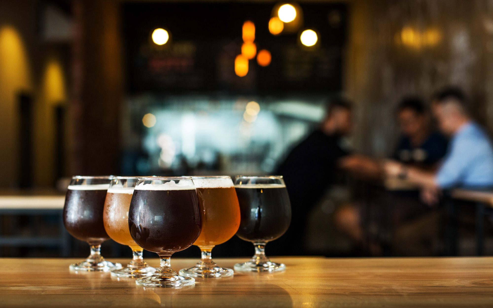 The Bar Hop: Modern Madness By The Great Beer Bar