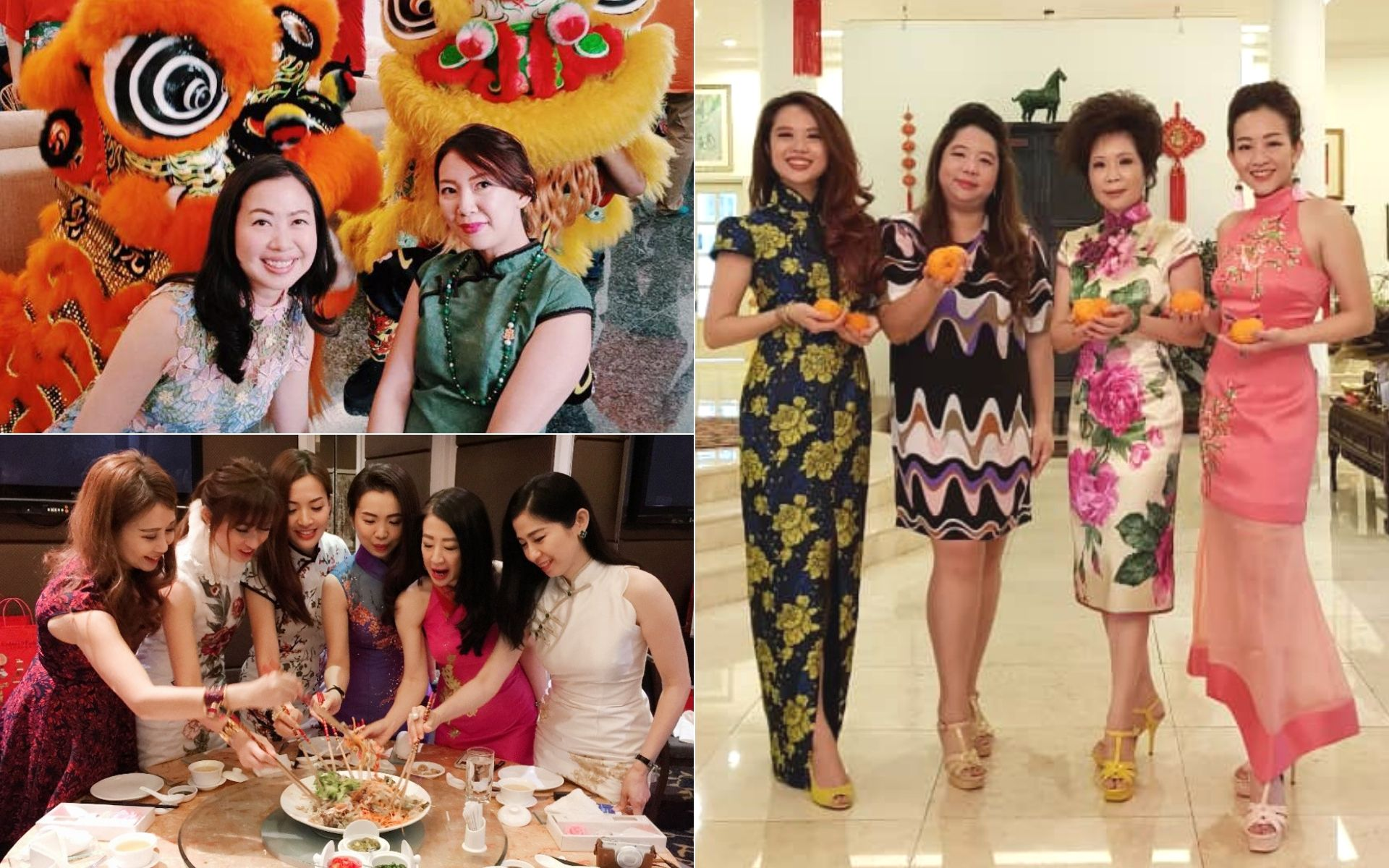 What's A Treasured Chinese New Year Ritual? 8 Society Stalwarts Share Theirs