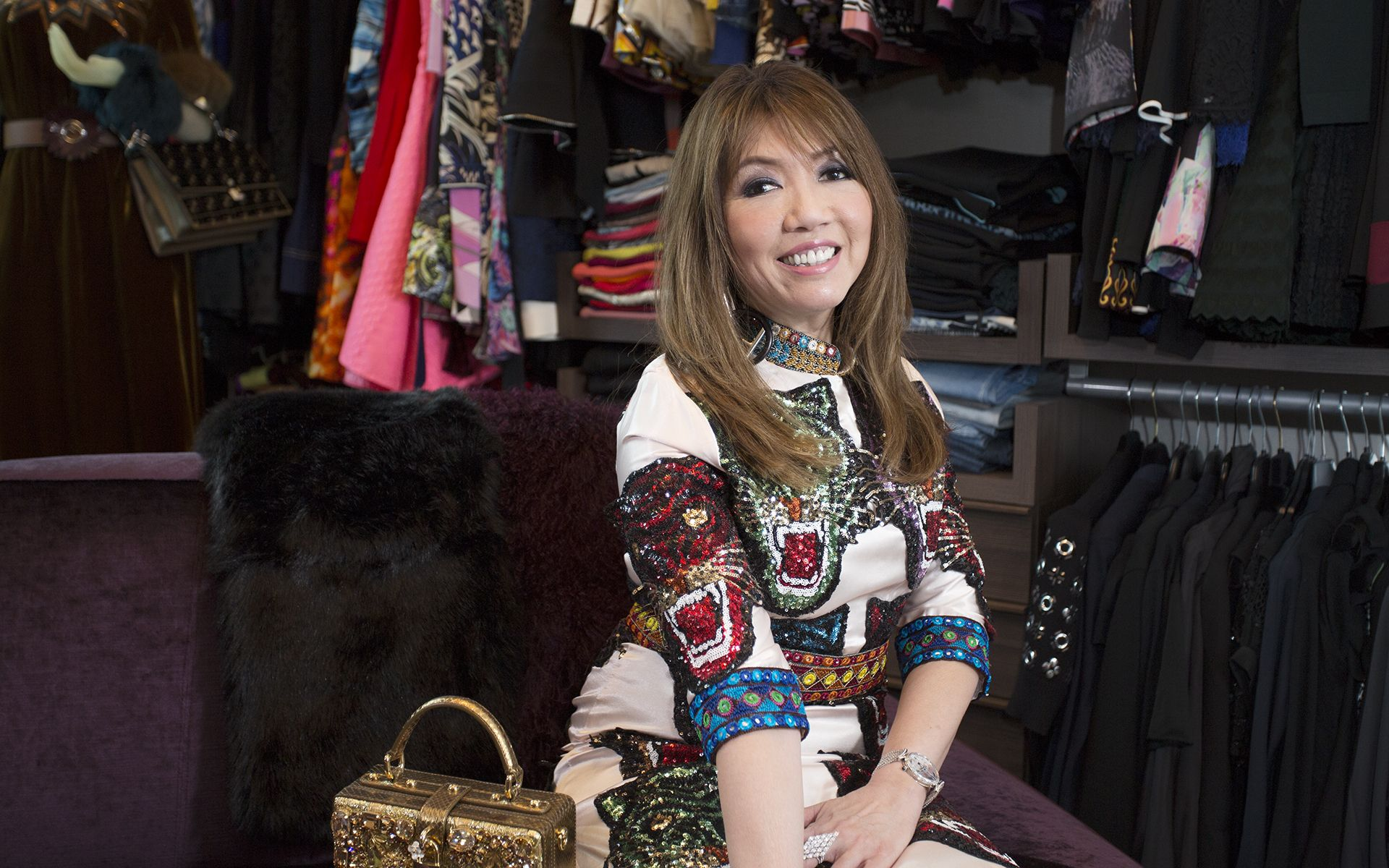 Tatler Tours: Lee Jim Leng's 3 Wardrobes Are Every Fashion Collector's Dream