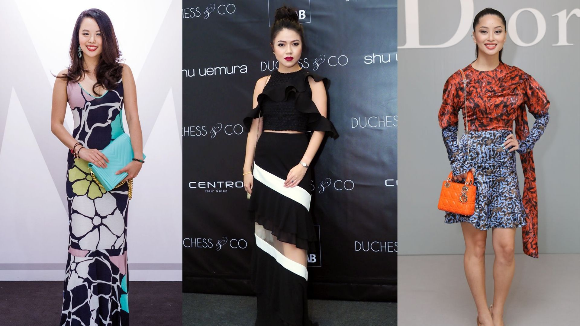 What's An Embarrassing CNY Fashion Faux Pas? These 3 Power Dressers Tell All