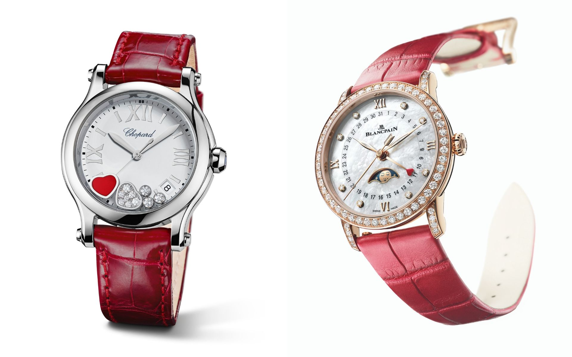 Love Is In The Air: 5 Feminine Watches For Valentine's Day
