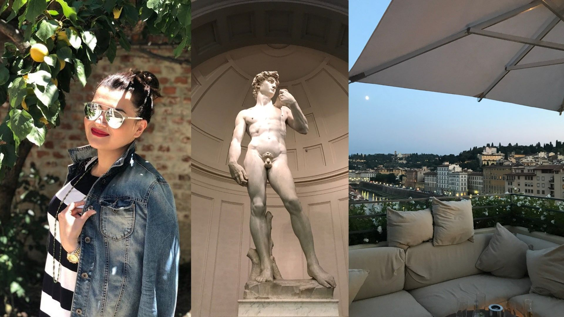Travel Diary: Zena Khan's Artistic Escape To Florence, Italy