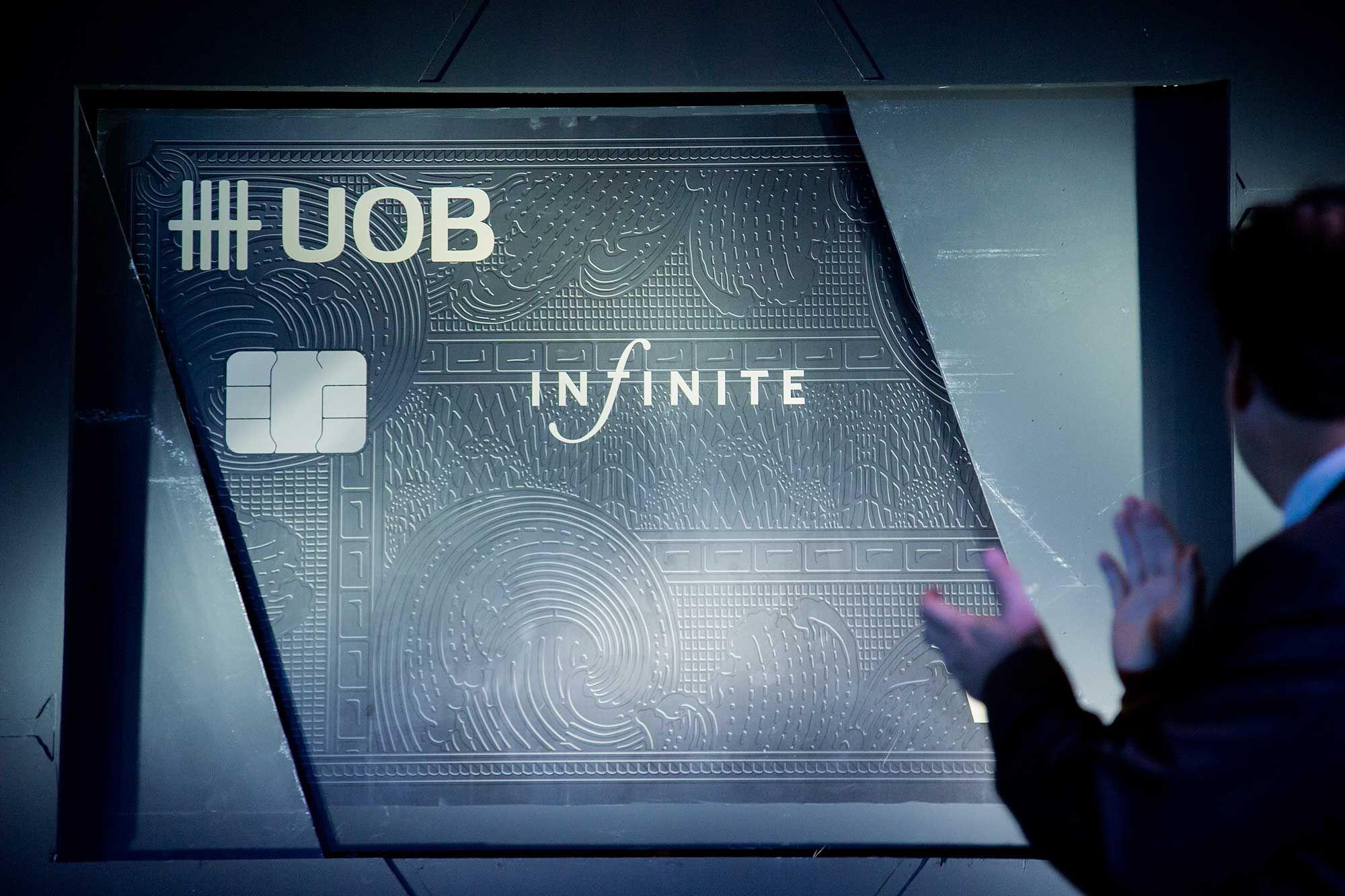 Swipe Right: The All-New & Exclusive UOB Visa Infinite Metal Credit Card