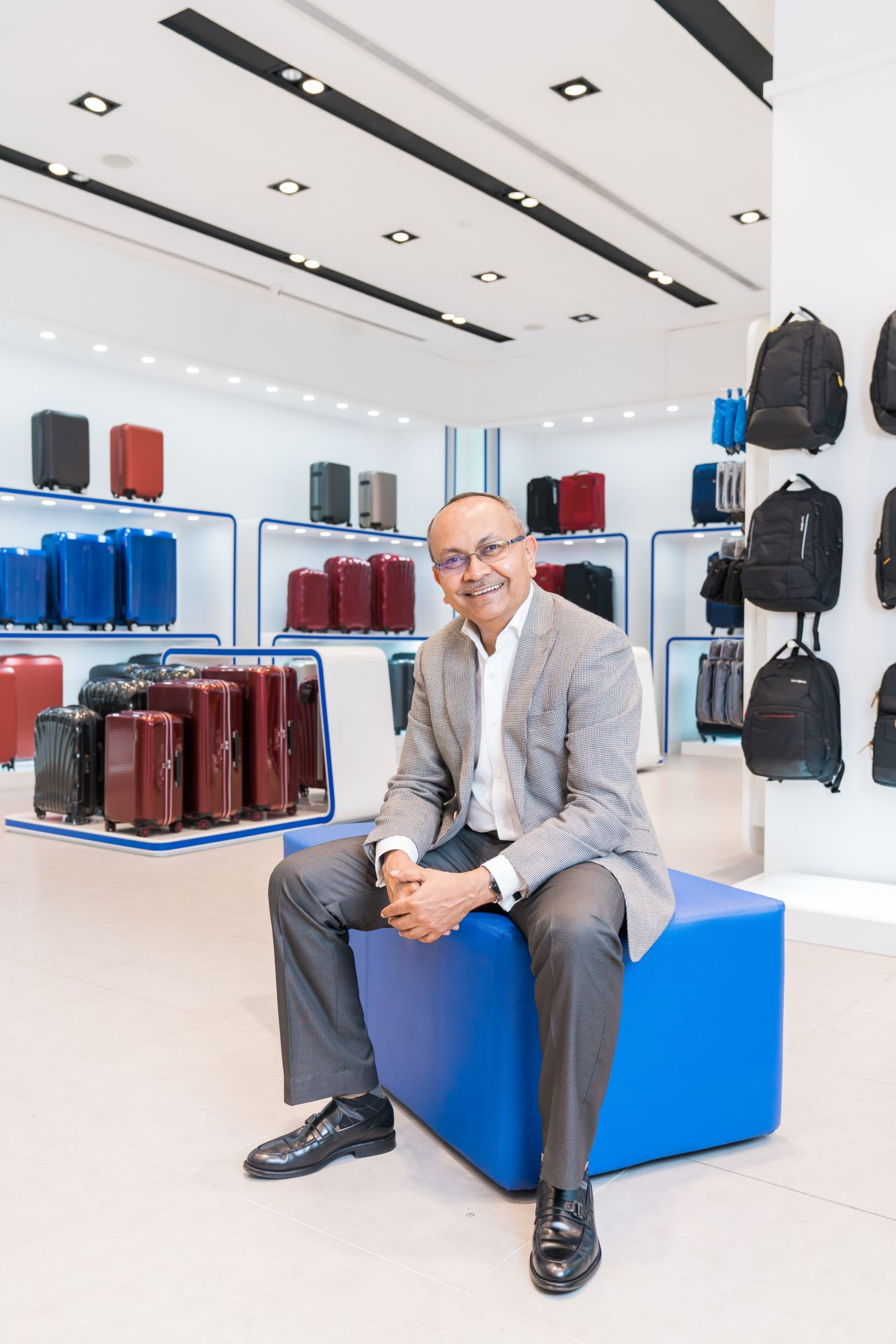 Pack Leader: Samsonite's Subrata Dutta On Travel & Tips