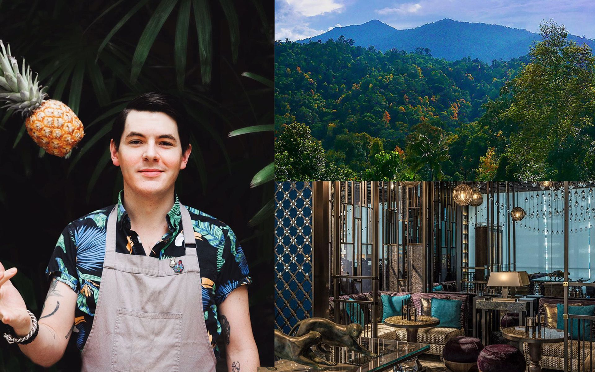 Let Sustainable Bartender Tom Egerton Pour You A Tall Drink At Bar Trigona
