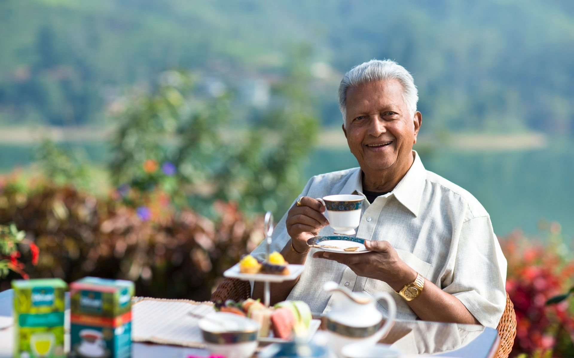Acts Of Chari-tea: How The Founder Of Dilmah Gives Back To Society