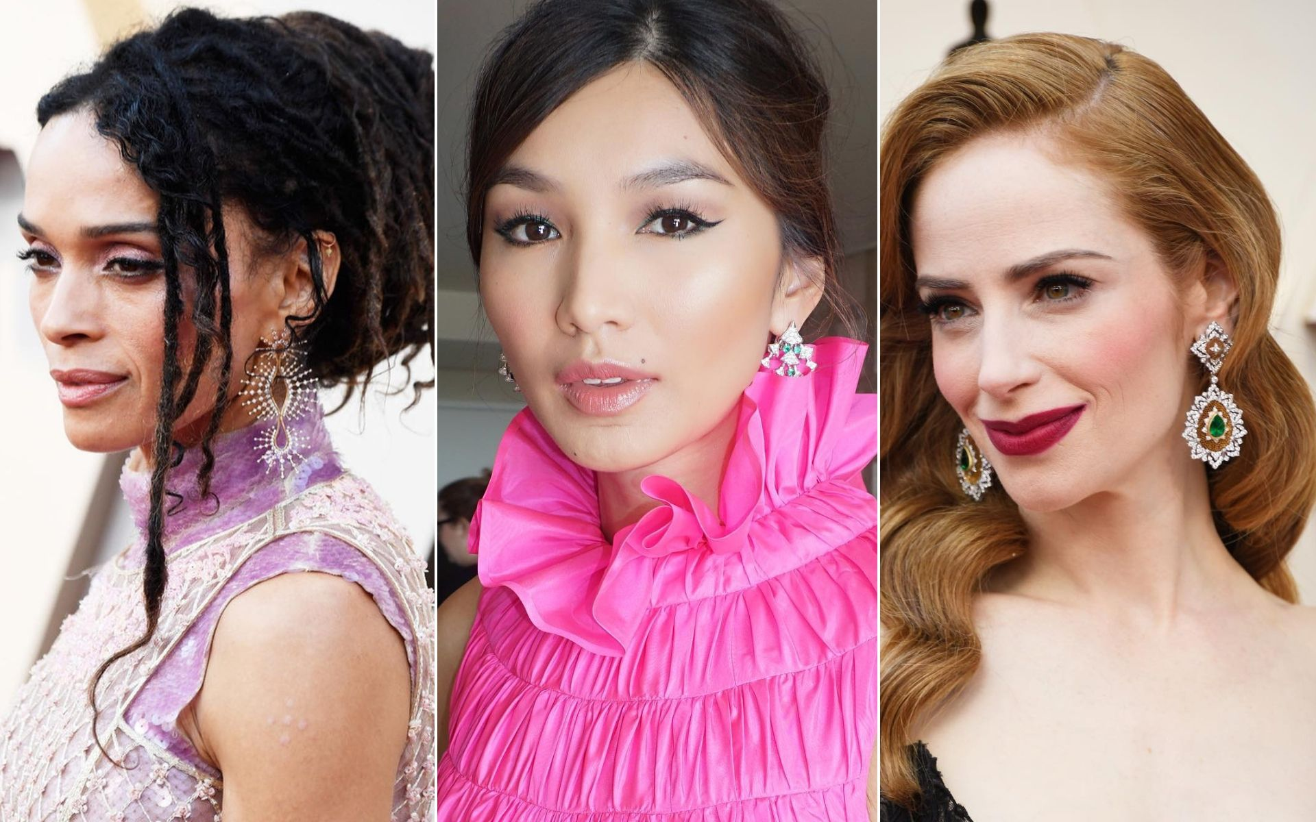 11 Ladies Who Made Earrings The Jewellery Trend At The Oscars 2019