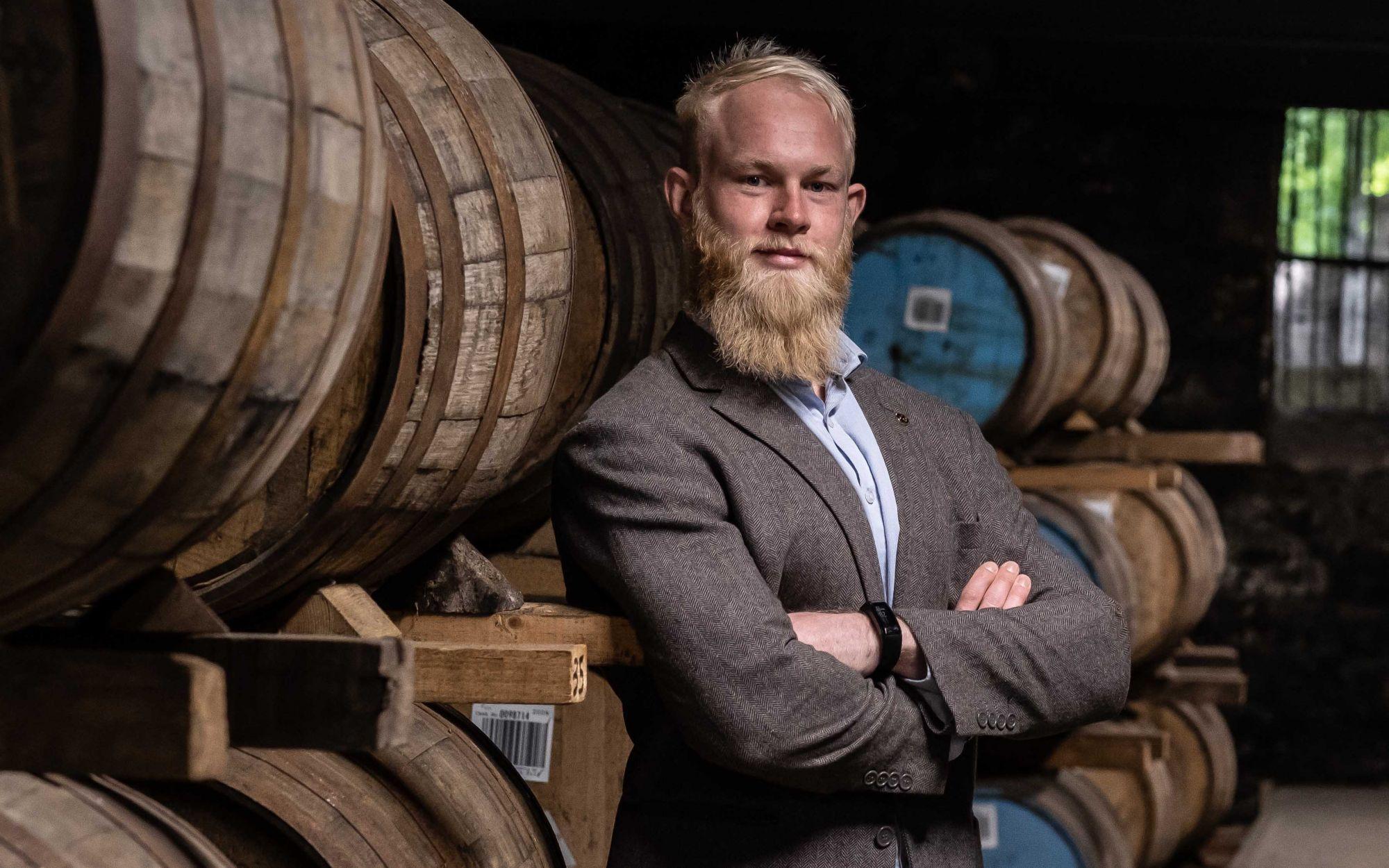 Could This Be The World's Best Job? Meet Jasper Epsom, Whisky Ambassador Of Chivas Regal Malaysia
