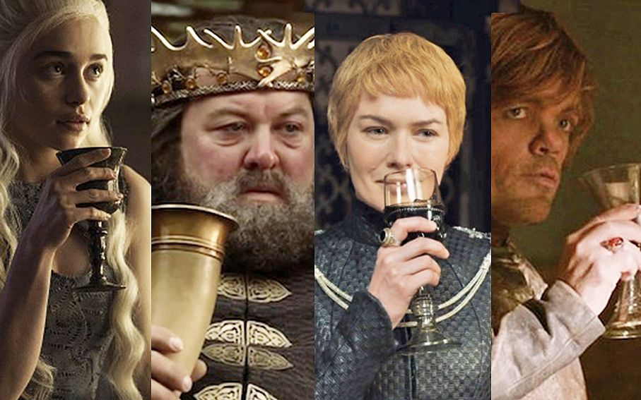 Pre-order In Time For Season 8: The Game of Thrones Single Malt Scotch Whisky Collection