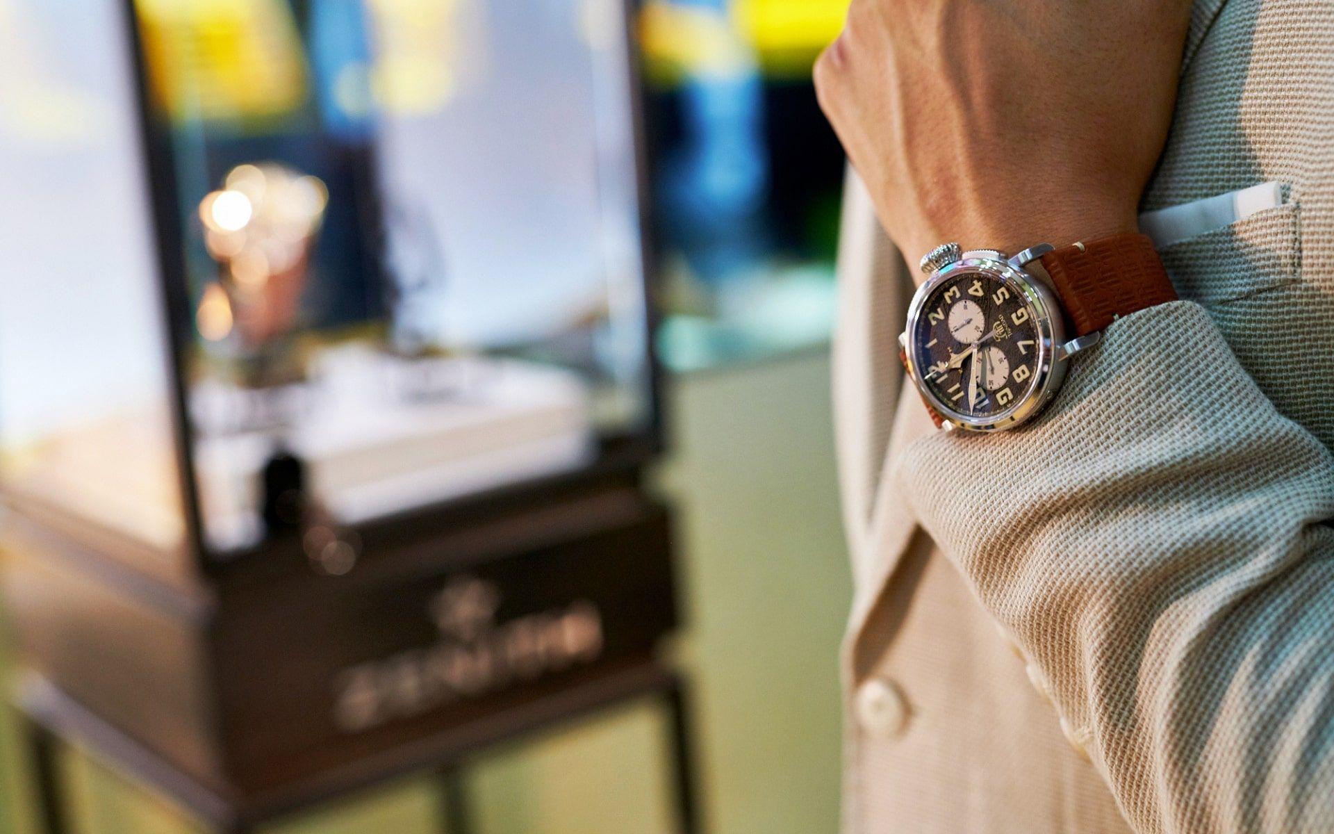 Introducing Zenith Pilot Type 20 Chronograph Trinidad Edition
