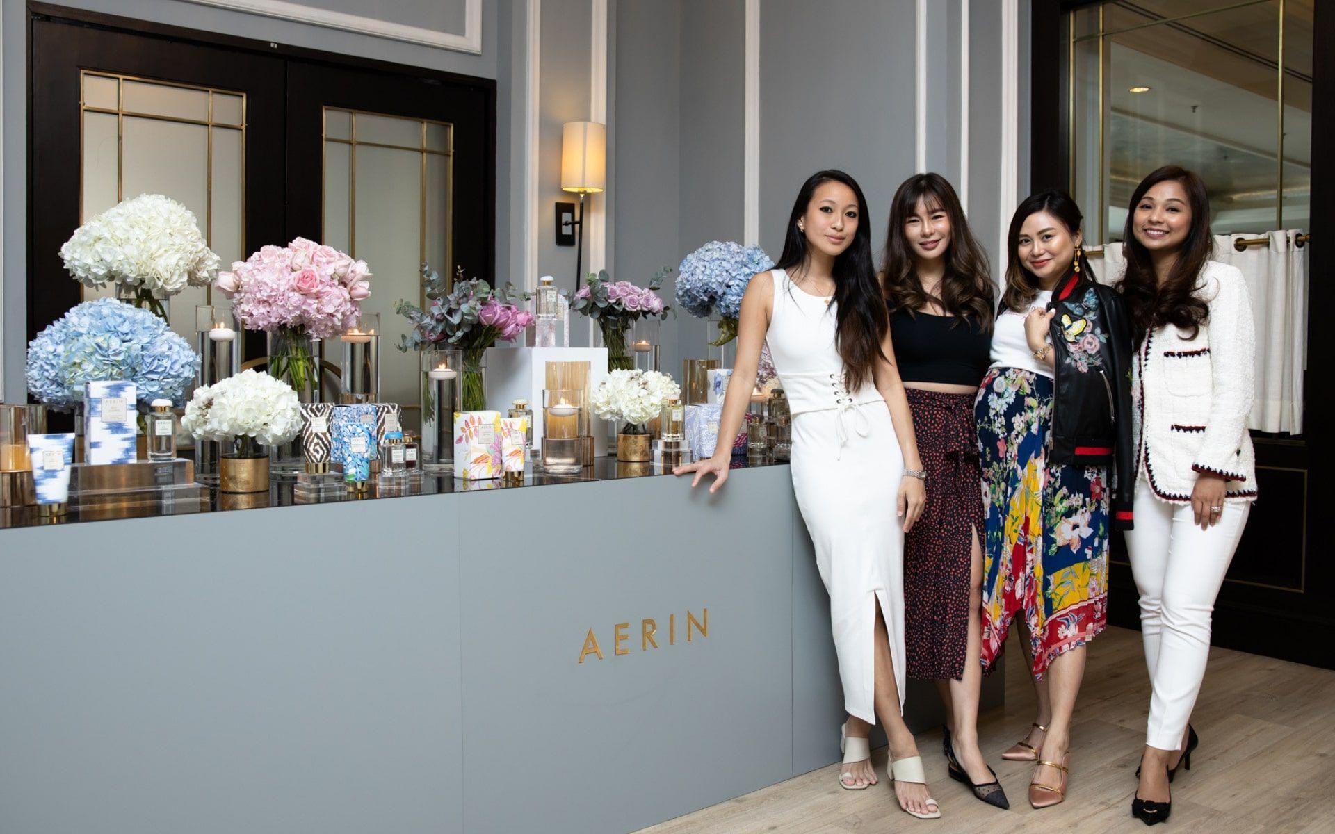 Rebekah Yeoh, Datin Dian Lee, Jenn Low and Datin Nina Ismail Sabri
