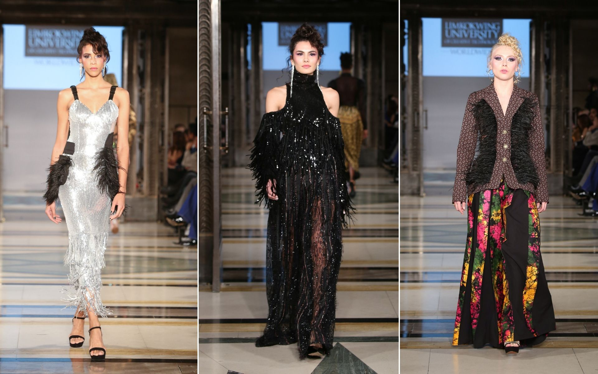 Overview: Limkokwing University's Fourth Showcase At London Fashion Week 2019