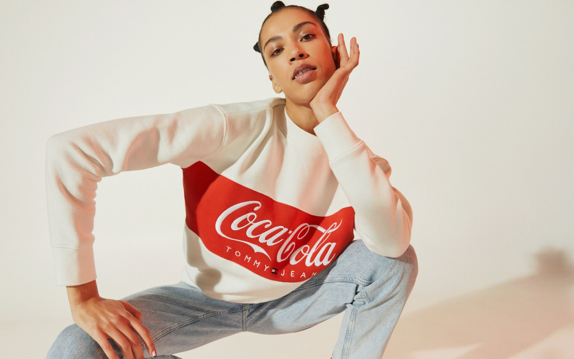 0b71d815 The Bubbly Americana Style Of Tommy Hilfiger's Coca-Cola Capsule ...