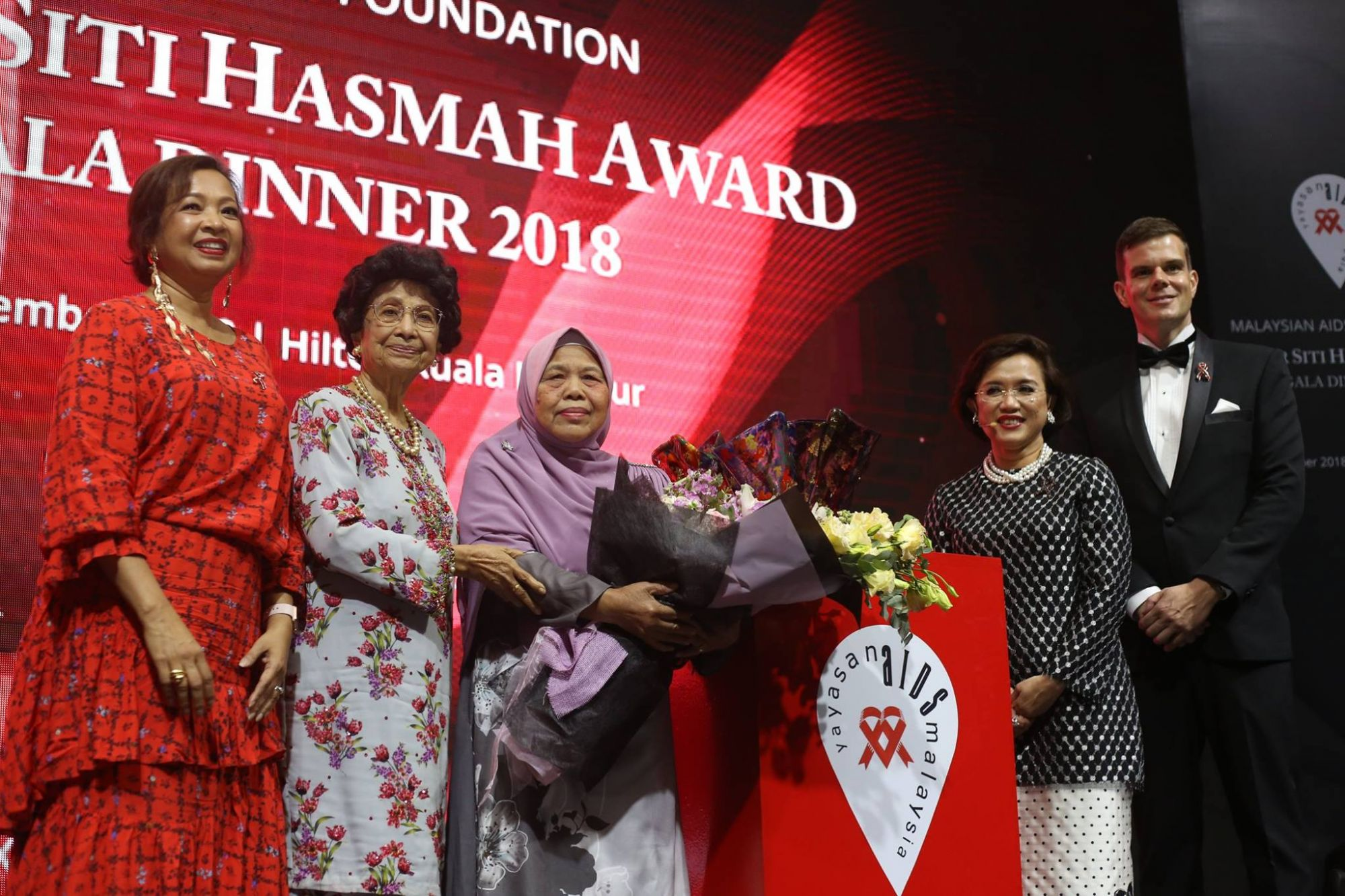 Malaysia AIDS Foundation Charity Gala Dinner 2018