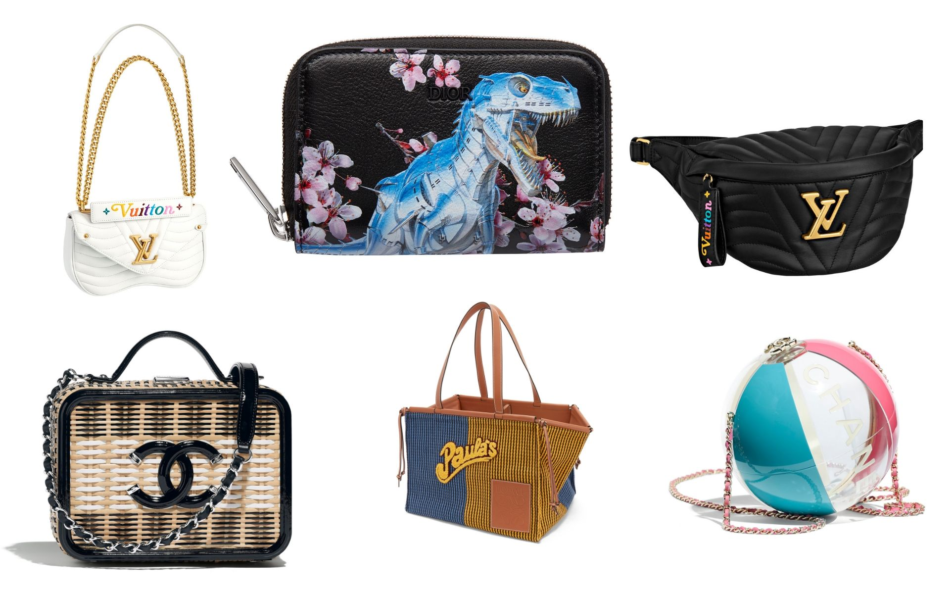 Play Tourist With These Out-Of-Town Bag Collections