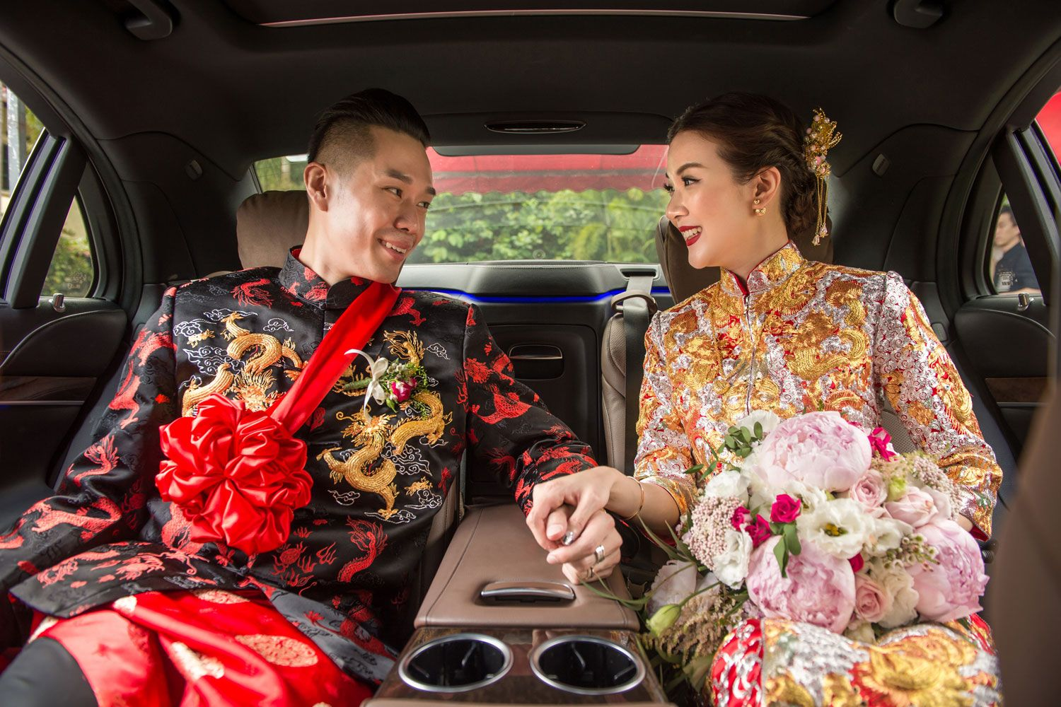 5 Ways To Revive The Beauty Of Traditional Chinese Ceremonies In Your Wedding
