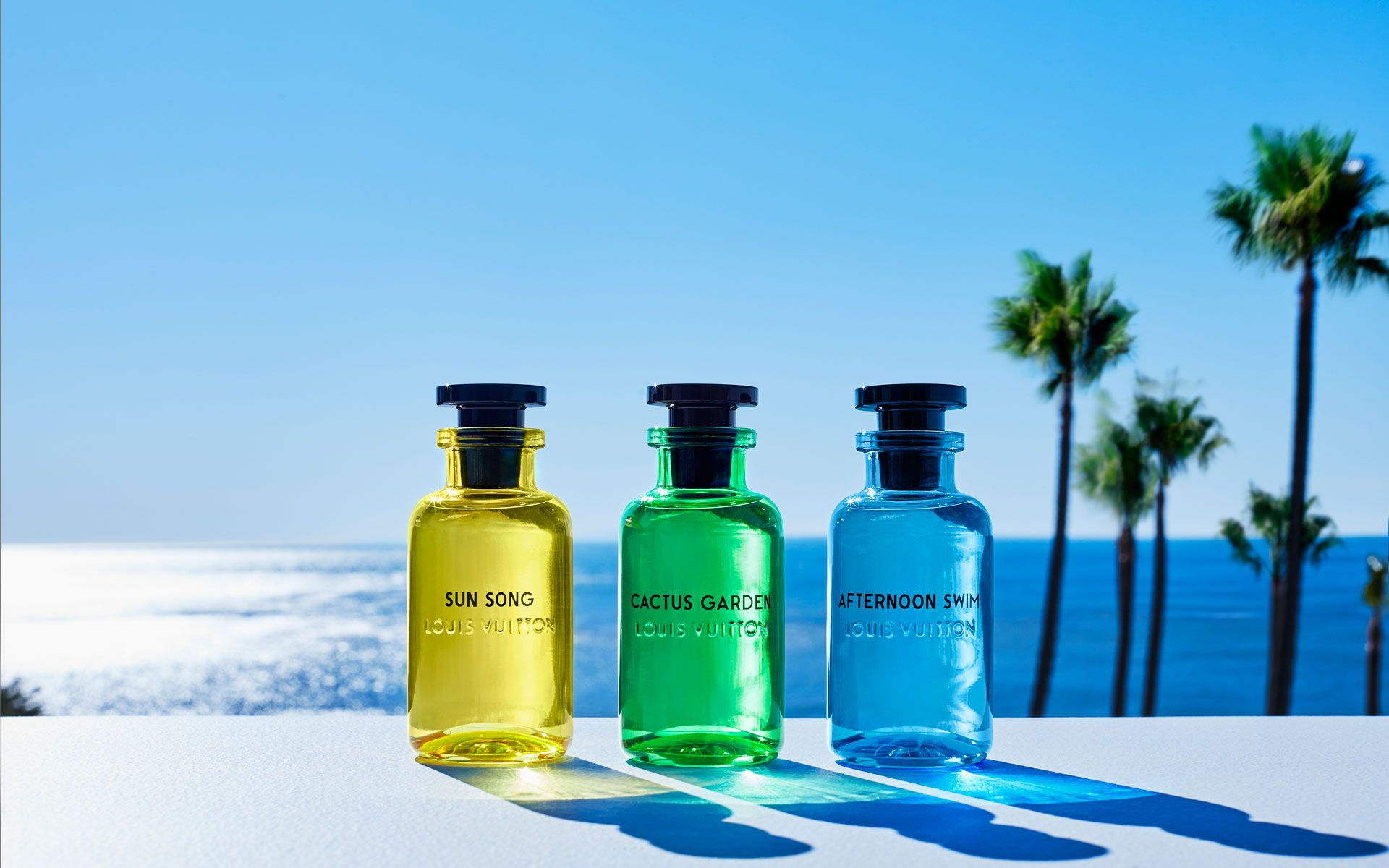 Capture the essence of summer with Les Colognes by Louis Vuitton. These unisex scents encapsulates ingredients like orange blossom, lemongrass and bergamot to give you feel-good summary vibes all year round.
