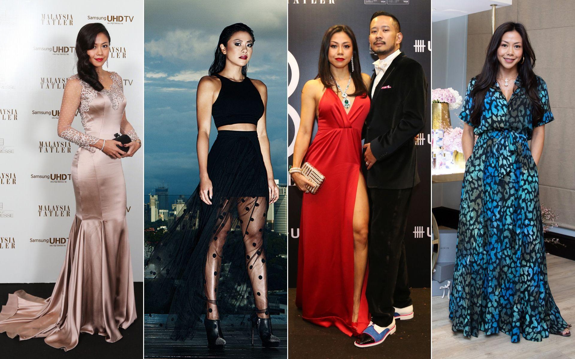 2013 - 2019: An evolution of Datin Wira Sabrena Dani's style