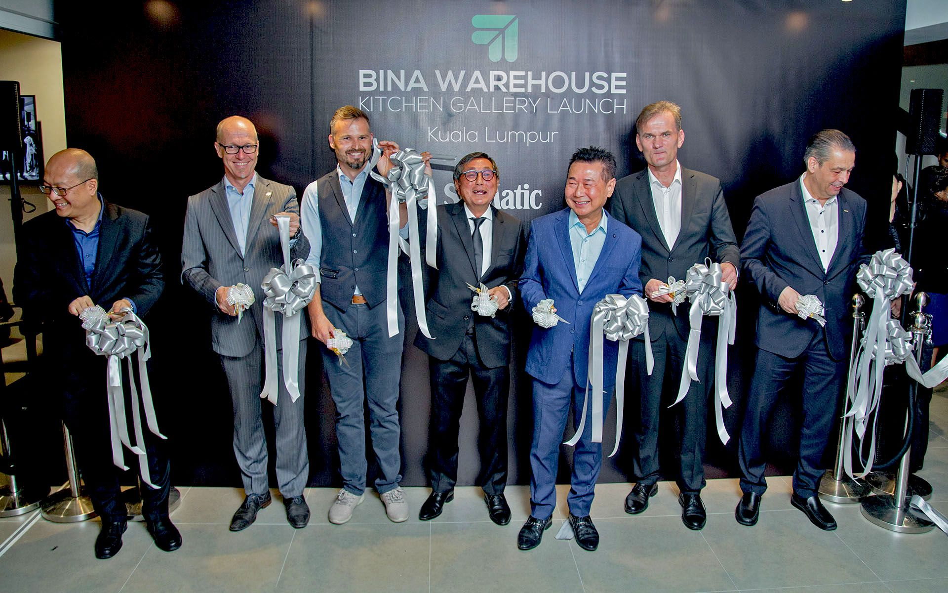 Luxury Kitchen Lifestyle With Bina Warehouse Siematic Tatler