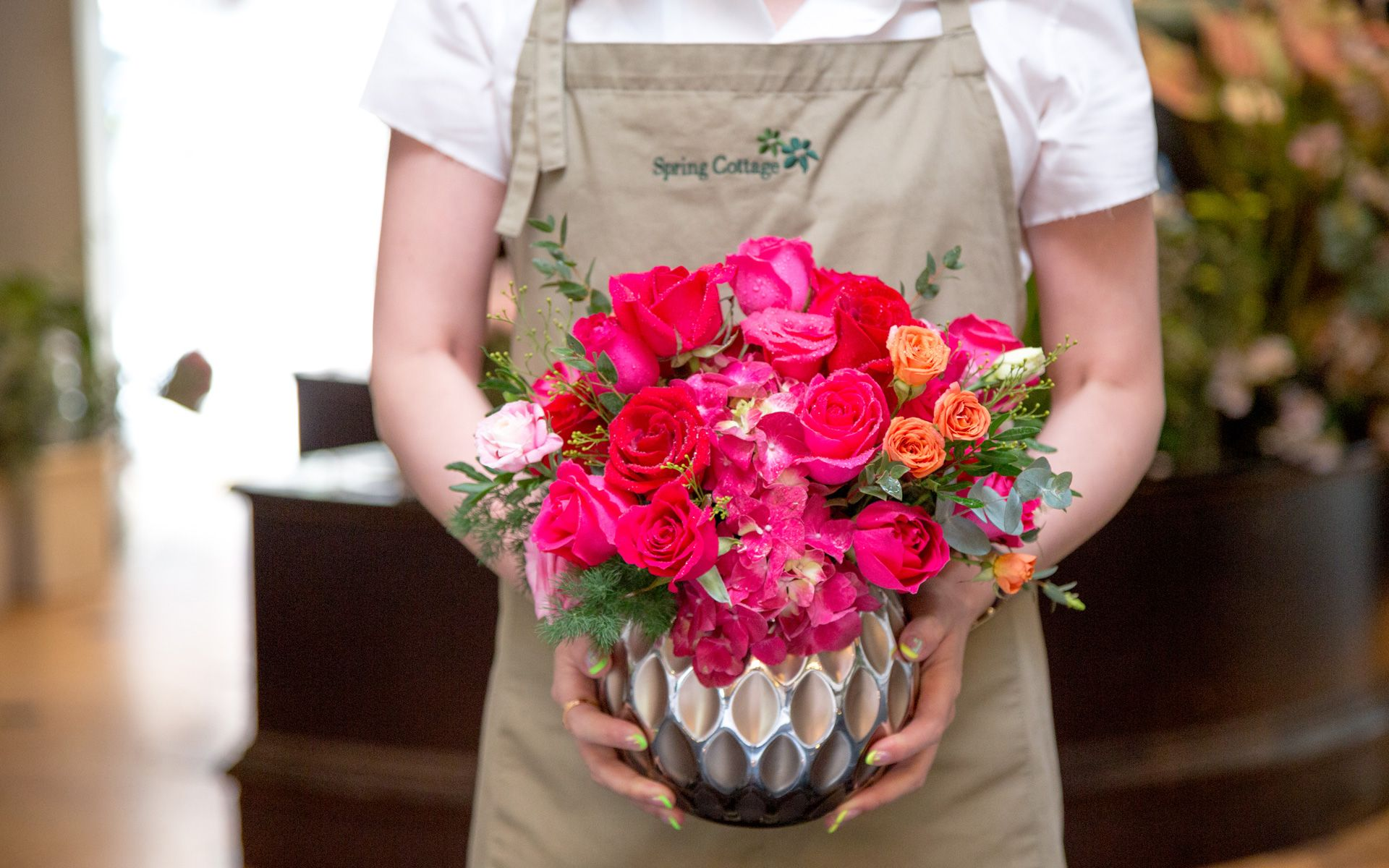Say It With Flowers: 5 Fun Ways To Get Creative With Floral Gifts