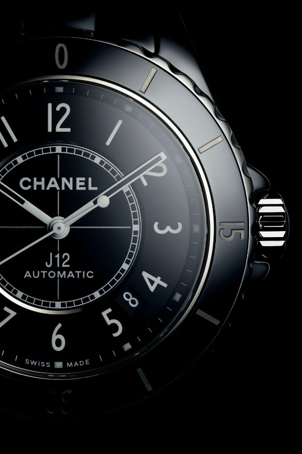 Chanel J12 Turns 20 With A New In-House Movement