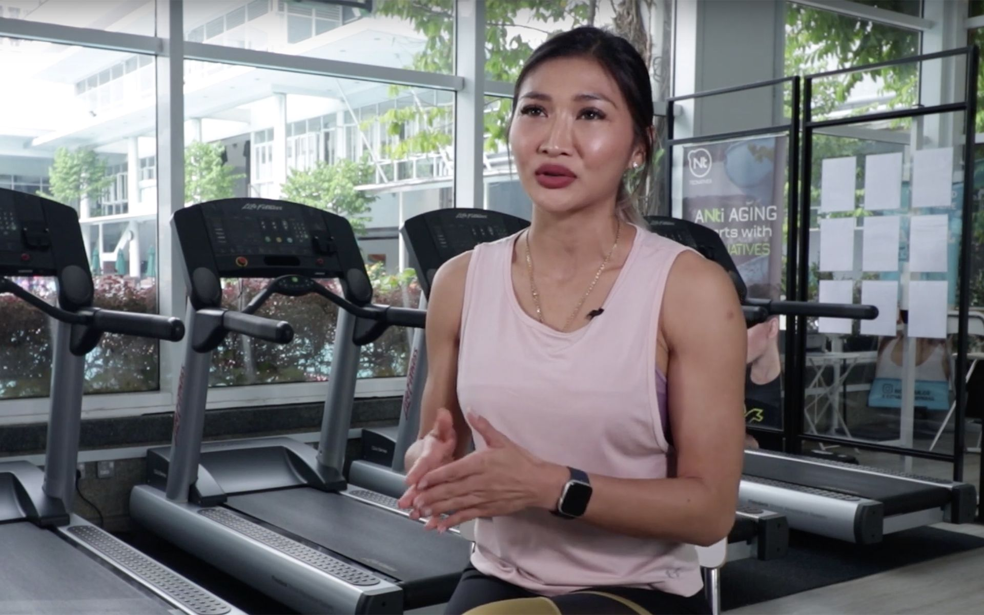 Watch: How To Stay Fit & Indulge Mindfully During The Festive Season, With Nana Al Haleq