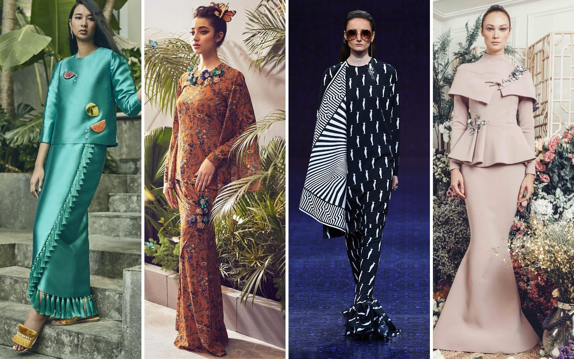 13 Local Designer Collections That Sum Up The Festive Feels Of Raya Tatler Malaysia