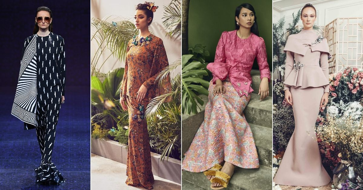 13 Local Designer Collections That Sum Up The Festive Feels Of Raya