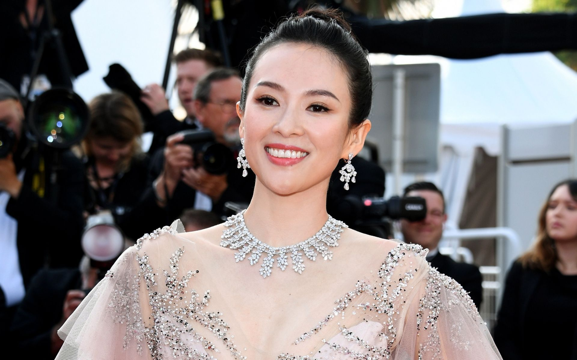 Chopard Announced Zhang Ziyi Its Global Brand Ambassador At Cannes 2019