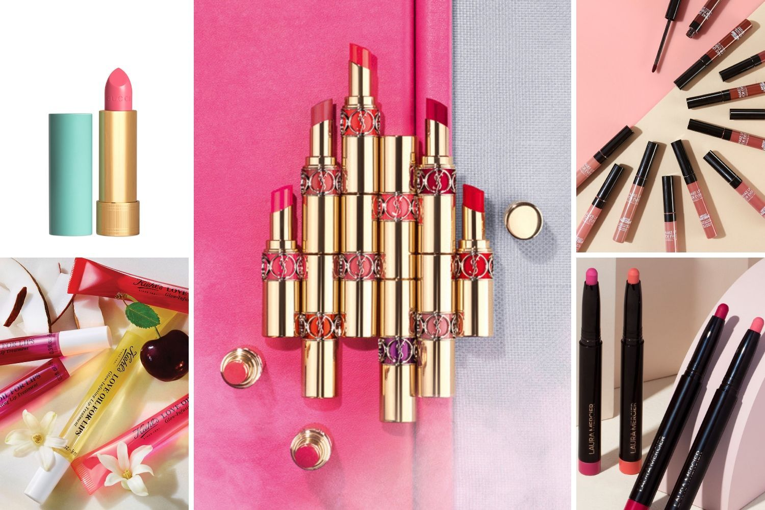 Must-have lip shades