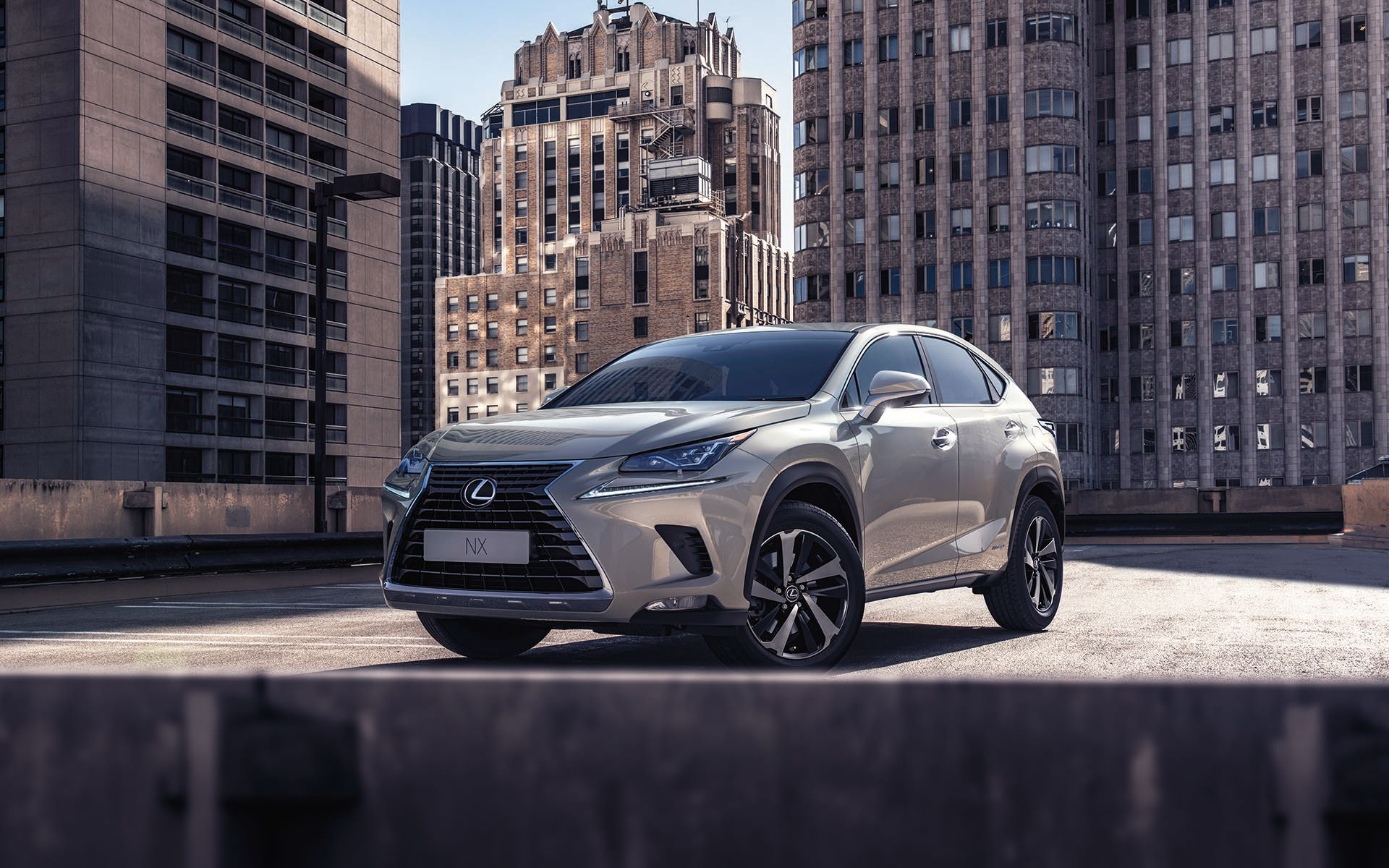 The 2019 Lexus NX 300 Is Here: City Cruising Is Now Safer ...