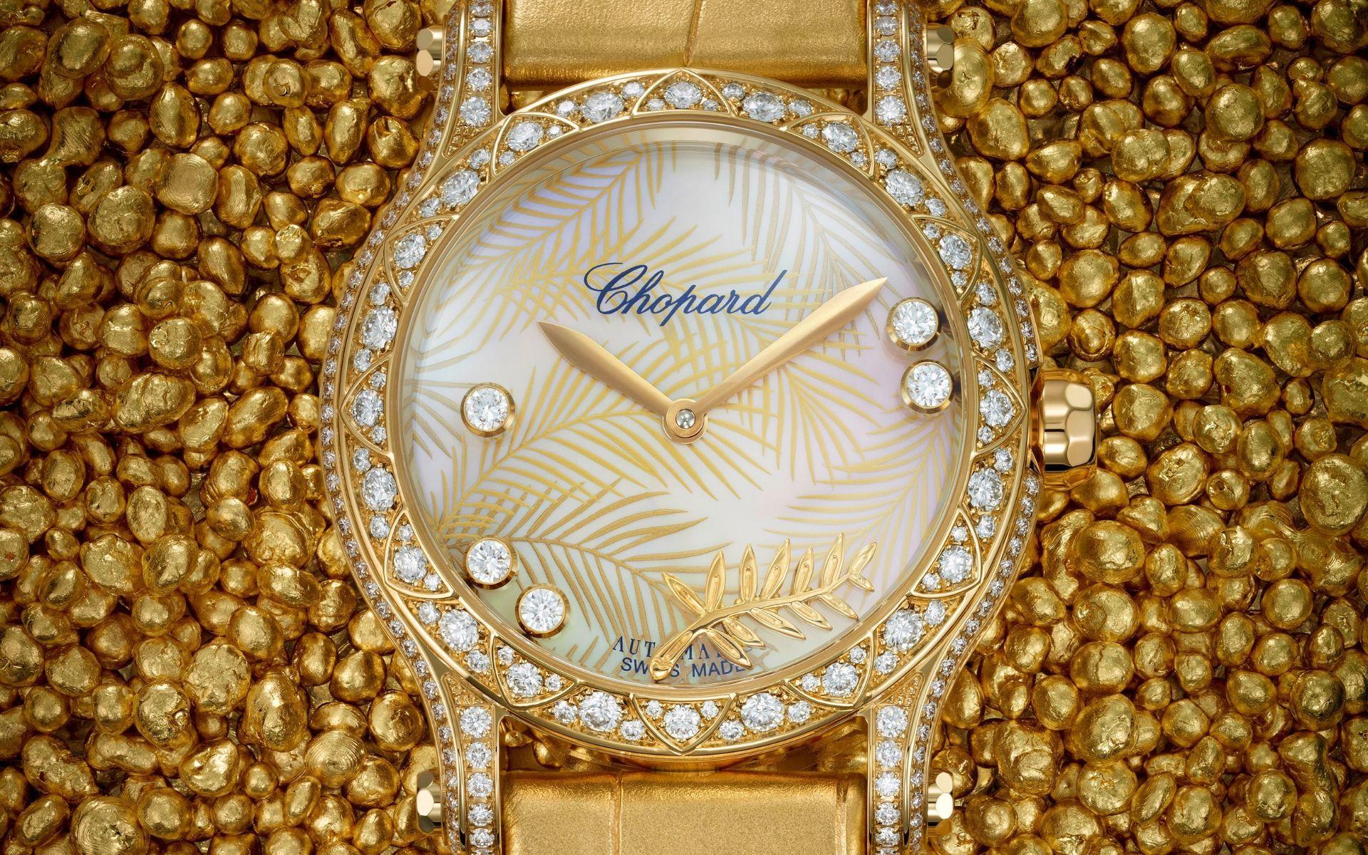 Happy Palm watch