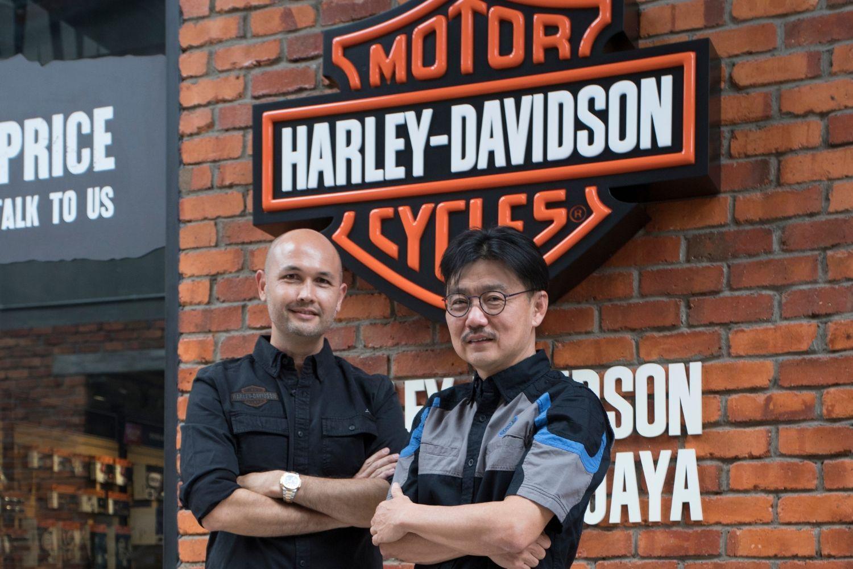 Harley-Davidson of Petaling Jaya (H-DPJ) is under a refreshed dealership network
