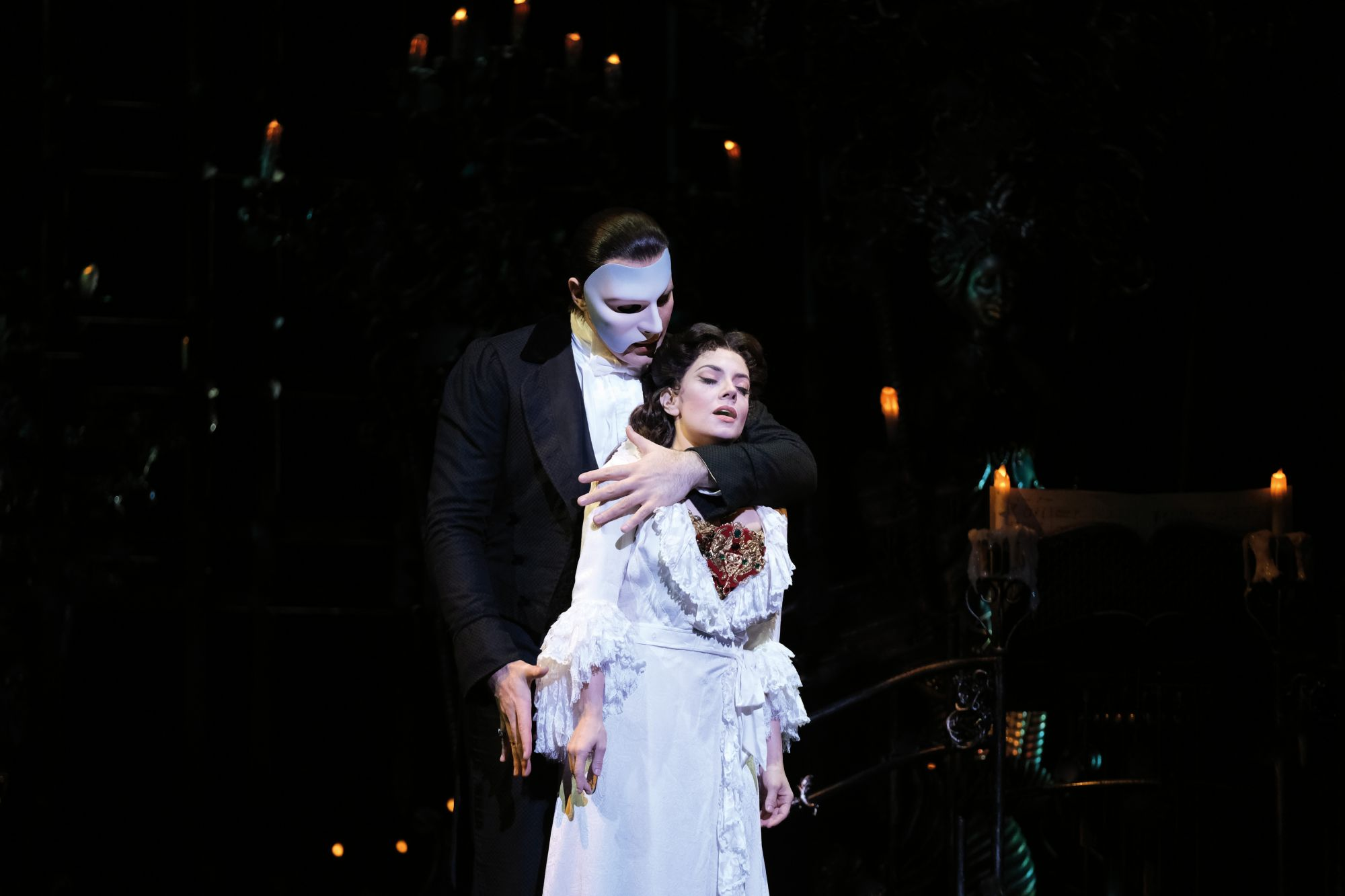 The Phantom Of The Opera: Love, Lust And Lessons