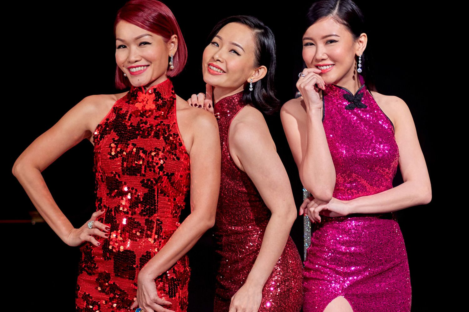Why Life Is Always A Cabaret For Janet Lee Of The Shanghai Sisters